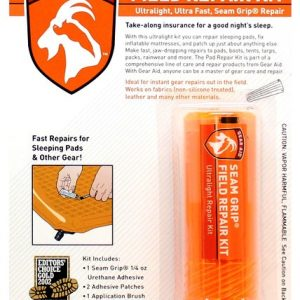 McNett Seam Grip Repair Kit  sc 1 st  Paths Peaks u0026 Paddles & McNett Tent Sure Tent Floor Sealant | Paths Peaks u0026 Paddles
